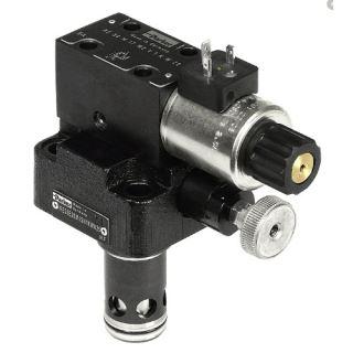 Hydraulické pojistné ventily RE-E-W