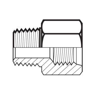 Hydraulický adaptér F3HG5S/F3HMG5S