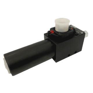 Elektrohydraulický tlakový spínač manuální nastavení tlaku