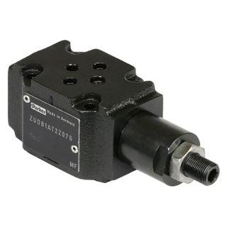 Hydraulické pojistné ventily ZUDB1