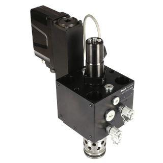 Hydraulické škrtící ventily TDP-EH