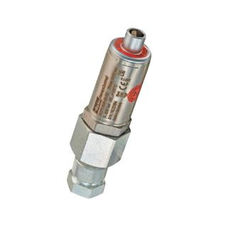 Analogové čidlo teploty a tlaku SCPT, 0-150 bar pro mobilní hydraulická zařízení