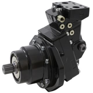 Hydraulicky motor T12