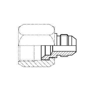 Hydraulická redukce B pro konce trubek TRMTX Triple-Lok