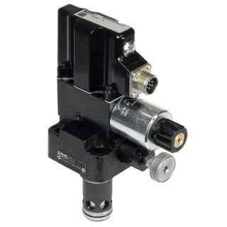 Hydraulické pojistné ventily RE-E-T