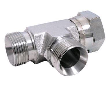 Hydraulický adaptér EL s otočnou maticí F6MK4